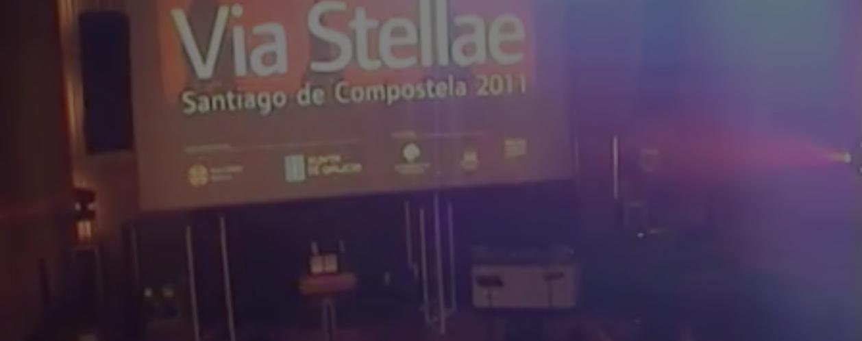 Via Stellae. Santiago de Compostela, July 2011